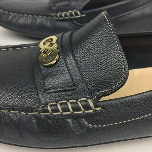 COLE HAAN SHELBY LOGO(CH) DRIVING LOAFER
